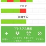 習慣を記録する3つのアプリを比較 一番使いやすいのはどれ?