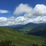 親子で小至仏山登山 尾瀬の百名山はこんな所