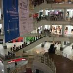 セブ島のショッピング アヤラセンターは広過ぎ