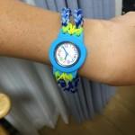 レインボールームで腕時計のプレゼント