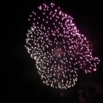 諏訪湖の第33回全国新作競技花火大会に行ったよ