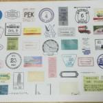 ネットプリントで日付シートを印刷 楽しい手帳術