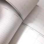 マンスリーとウィークリーが同時に見られるセパレート手帳を比較