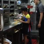 マックアドベンチャーでマクドナルドの店員さんを体験