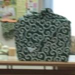 風呂敷の包み方教室に行ったよ