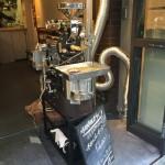 八丁堀の自家焙煎のコーヒーショップ ロアー(ROAR)